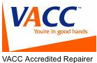 VACC accredited repairer Northside Smash Repairs