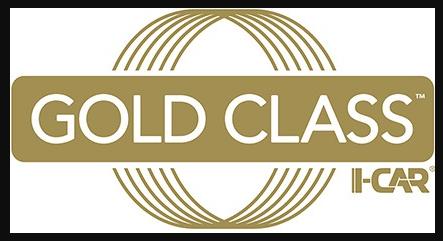 I-Car Gold Class Repairer